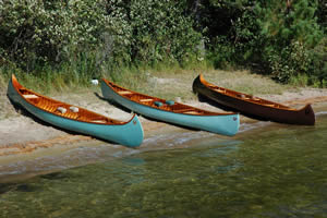 Jeanne Bourquin Canoes